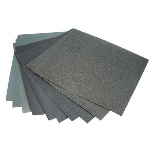 Wet & Dry Sandpaper